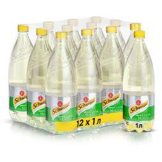 Акция на Упаковка безалкогольного напитка Schweppes Мохито 1 л х 12 бутылок (5449000194893) от Rozetka