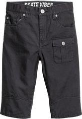 Акция на Бриджи джинсовые H&M 5036776 134 см Темно-серые (2003004016846) от Rozetka