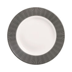 Акция на Тарелка десертная 19 см Astre Black Luminarc P6759 от Podushka