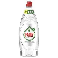 Акция на Средство для мытья посуды Fairy Pure & Clean 650 мл 8001090837455 от Podushka