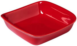 Форма керамическая Pyrex Supreme red квадратная 24х24см SU24SR5 от Podushka