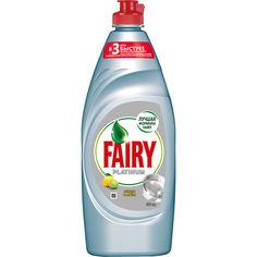 Средство для мытья посуды Fairy Platinum Лимон и лайм 650мл 92356 от Podushka