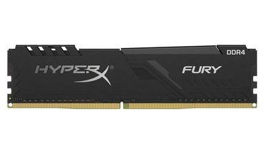 Акция на Память для ПК HyperX DDR4-3600 32GB PC4-28800 Fury Black (HX436C18FB3/32) от MOYO