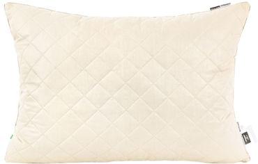 Акция на Подушка шерстяная MirSon 1216 Carmela Premium Мягкая 60х60 см (2200001517660) от Rozetka