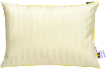 Акция на Подушка антиаллергенная MirSon 1204 Carmela Hand Made Тенсель (Modal) Мягкая 50х70 см (2200001516670) от Rozetka