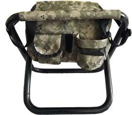 Раскладной стул NeRest с сумкой NR-25 S (4820211100599) от Rozetka