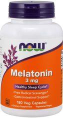 Аминокислота Now Foods Мелатонин 3 мг 180 порошковых капсул (733739032577) от Rozetka