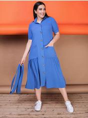 Платье Primyana 359 58-60 Джинсовое (2000000058610) от Rozetka