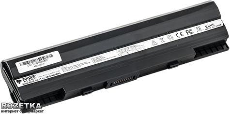 Аккумулятор PowerPlant A31-UL20 AS-UL20-6 для Asus Eee PC 1201 Black (11.1V/5200mAh/6 Cells) (NB00000076) от Rozetka