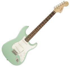 Электрогитара Fender Squier Affinity Stratocaster LRL Surf Green (227706) от Rozetka