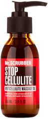 Антицеллюлитное массажное масло для тела Mr.Scrubber Stop Cellulite 100 мл (4820200231402) от Rozetka
