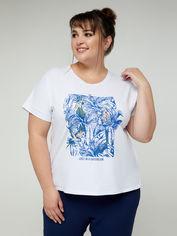 Блузка All Posa 100189_56 Кейт 56 Синяя от Rozetka