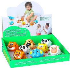 Игрушка Hola Toys Веселый зоопарк 8 шт (6944167137664) от Rozetka