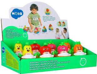 Игрушка Hola Toys Машинка Тутти-Фрутти 8 шт (6944167135646) от Rozetka