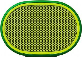 Портативная акустика Sony SRS-XB01G Green от MOYO