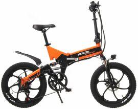 Электровелосипед Maxxter RUFFER MAX Black/Orange от Територія твоєї техніки