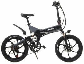 Акция на Електровелосипед Maxxter RUFFER MAX Black/Gray от Територія твоєї техніки