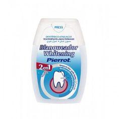 Зубная паста Отбеливающая 2 в 1 Pierrot, 75 мл от Medmagazin