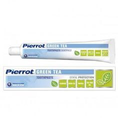Зубная паста с Зеленым чаем Pierrot, 75 мл от Medmagazin