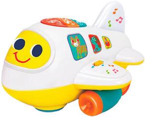 Игрушка Hola Toys Самолетик (6103) (6944167175888) от Rozetka