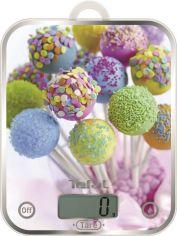 Акция на Весы кухонные TEFAL Optiss Cake BC5121 от Rozetka