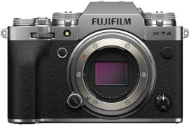 Фотоаппарат FUJIFILM X-T4 body Silver (16650601) от MOYO