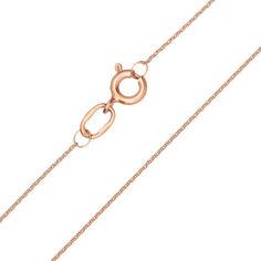 Цепочка из красного золота в якорном плетении 000100152 000100152 40 размера от Zlato