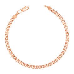 Браслет Love в красном золоте 000101565 18.5 размера от Zlato