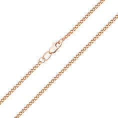 Цепочка из красного золота 000101650 000101650 55 размера от Zlato