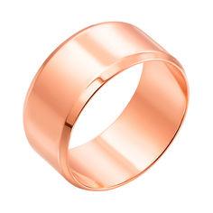 Обручальное кольцо из красного золота 000103676 000103676 20.5 размера от Zlato