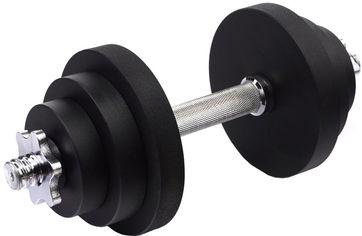 Гантель наборная стальная Champion 13 кг (A00391) от Rozetka