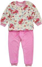 Пижама (футболка с длинными рукавами + штаны) Кена 307700/1-03 104 см Розовая (2307700103047) от Rozetka