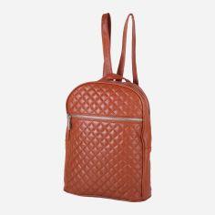 Акция на Женский кожаный рюкзак Tunona SK2452-10 Коричневый (2900000060890) от Rozetka
