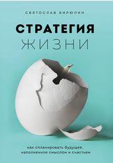 Акция на Стратегия жизни. Как спланировать будущее, наполненное смыслом и счастьем - Святослав Бирюлин (9789669933324) от Rozetka