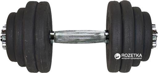 Гантель наборная Champion стальная 31.5 кг (A00318) от Rozetka