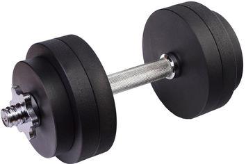 Гантель наборная стальная Champion 17 кг (A00392) от Rozetka