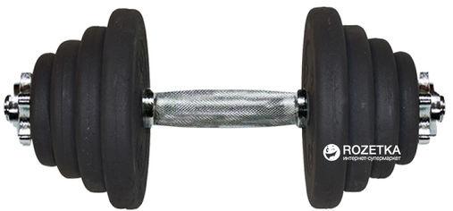 Акция на Гантель наборная IVN стальная 23.5 кг (A00316) от Rozetka