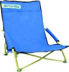 Раскладное кресло Spokey Panama Blue (839629_Spokey) от Rozetka