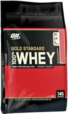Optimum Nutrition 100% Whey Gold Standard 4540 g /146 servings/ Double Rich Chocolate от Stylus
