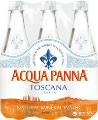 Упаковка минеральной негазированной воды Acqua Panna 0.5 л х 6 бутылок (8000815063667) от Rozetka