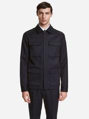 Куртка H&M 3843944 52 Темно-синяя (AB3000000161821) от Rozetka