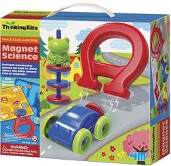 Набор для творчества 4M Магнитная наука (00-04713) от Rozetka