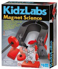 Набор для творчества 4M Опыты с магнитами (00-03291) (4893156032911) от Rozetka