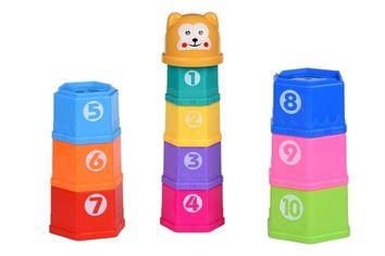 Набор для игры с песком Same Toy Чашки 10 ед (618-2Ut) от MOYO