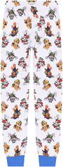 Акция на Пижамные штаны H&M 6869128 134-140 см Белые (hm07351413738) от Rozetka