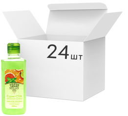 Упаковка крем-геля для душа Relax Цитрусовый коктейль 400 мл х 24 шт (4820174692230_1) от Rozetka
