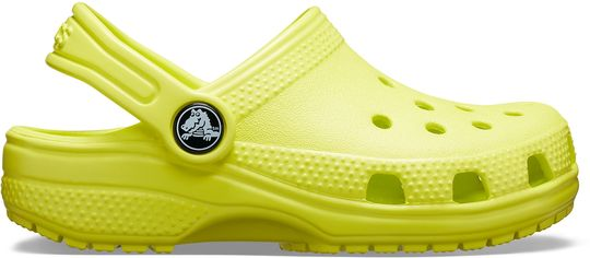 Сабо Crocs Kids' Classic Clog 204536-738-C11 28-29 17.4 см Citrus (191448268357) от Rozetka