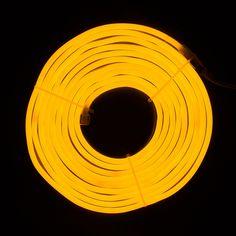 Светодиодная гирлянда Маг2000 гибкая трубка 5.3 м Желтый (5102682950071) от Rozetka