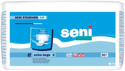 Подгузники для взрослых Seni Standard Air Extra Large 30 шт (5900516693619) от Rozetka