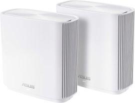 Акция на Маршрутизатор ASUS ZenWiFi CT8 2PK white AC3000 3xGE LAN 1xGE WAN 1xUSB3.1 MESH Gaming от MOYO